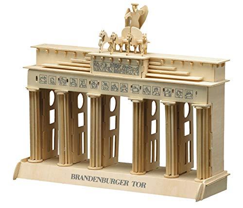 Pebaro 874 - Holzbausatz Brandenburger Tor