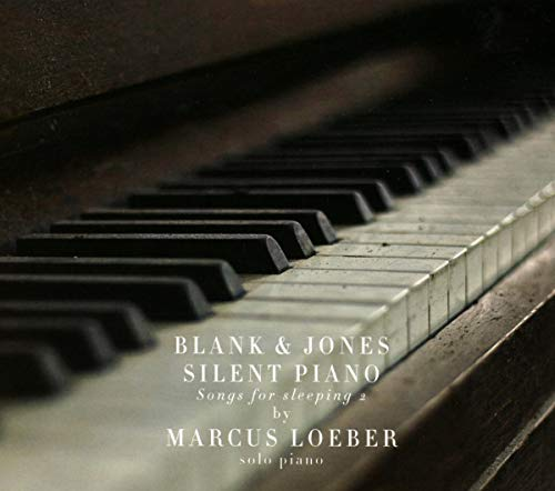 Silent Piano-Songs for Sleeping 2 (Marcus Loeber) Blank Audio