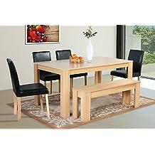 Amazon Fr Table Et Banc Manger