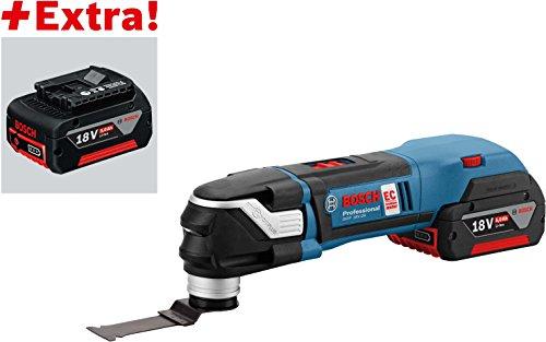 Preisvergleich Produktbild Bosch Multi Cutter GOP 18 V-28 3x5,0Ah Akku L-BOXX