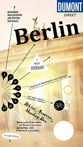 DuMont direkt Reiseführer Berlin (DuMont Direkt E-Book)