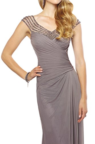 Promgirl House - Robe - Crayon - Femme Gris
