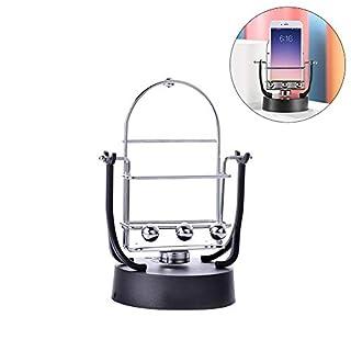 franktea Shake Wiggle Device Automatische Swing Motion Schreibtischspielzeug Rocker für Handy WeChat Run Step Count Programm Craft Ornaments