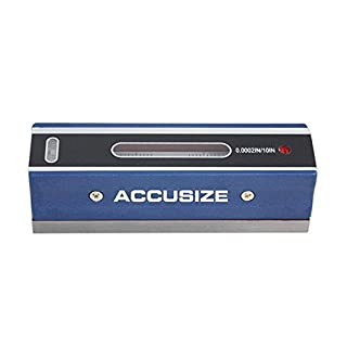 Accusize - 6'' Master Precision Level in Fitted Box, Accuracy: 0.0002''/10'', S908-C684