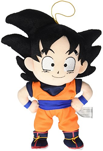 PELUCHE SON GOKU DRAGON BALL Z 22 CM