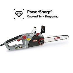 Oregon 230V-Elektrokettensäge CS1500, mit PowerSharp