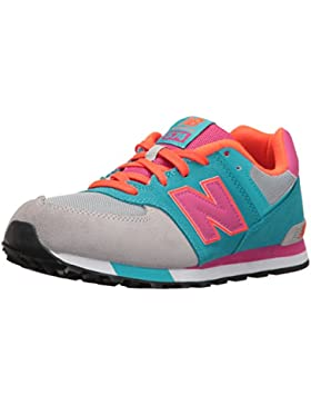 New Balance Unisex-Kinder Kl574wtp M Sneakers