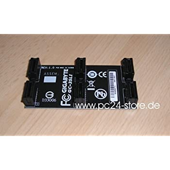 NVIDIA 3-way SLI bridge adaptateur pont mixte pour les cartes graphiques SLI | Nvidia 3-way SLI bridge adapter composite bridge for SLI graphics cards | connect up to 3 graphic cards