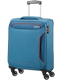 American Tourister Holiday Heat Spinner 55/20, 38 L - 2.6 KG Equipaje de mano, 55 cm, liters, Azul (Denim Blue)