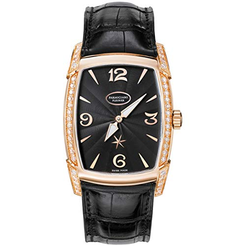 Parmigiani Women's Kalpa Kalparisma Diamond Black Watch...