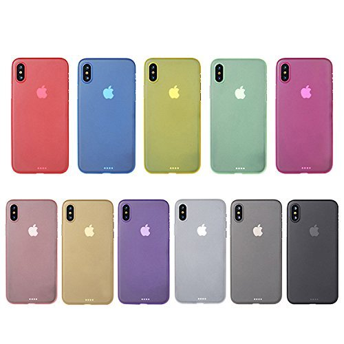 coque ultra fine iphone x tozo