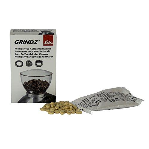 Solis Reiniger für Kaffeemahlwerk, Entfernung von Ol und Kaffeeresten, Lebensmittelecht...