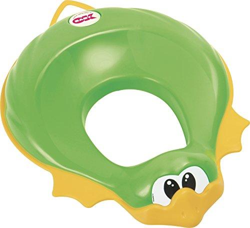 Riduttore Water Ok Baby.Okbaby Ducka Riduttore Per Bambini Con Bordo Antiscivolo Verde