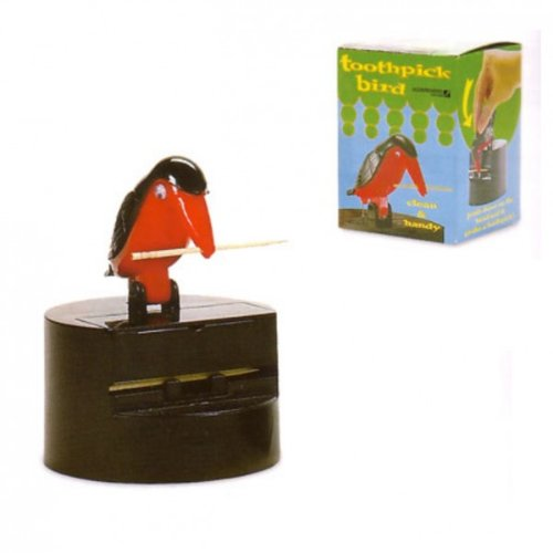 Zahnstocher-Spender TOOTHPICK BIRD