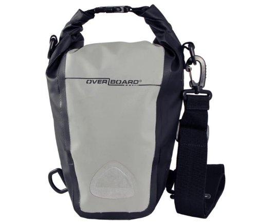 Overboard Wasserdichte Spiegelreflex Kamera Tasche, Schwarz, 7 Liter, OB1087BLK