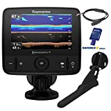 Raymarine Dragonfly 7 Pro Sondeur avec Europe C-Map Essentials Noir/Blanc