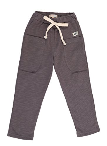 oceankids-boys-cotton-knit-slack-elastic-waistband-casual-jogging-trousers-dark-grey-6-7-years