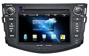 MARS pour TOYOTA RAV4 7 pouces sous Android sp¨¦cial Autoradio DVD GPS joueur Supprot 3G/WiFi