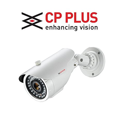 CPPLUS 8HD CCTV Cameras (1MP) with 8Ch.HD DVR Kit with all Accessories (without Hard Disk)