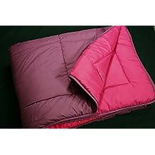 RELLENO NÓRDICO BICOLOR COLORES REVERSIBLE 200gr (240x220 para una cama de 150/160, Fucsia/Morado)
