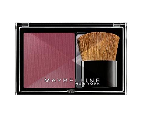 Maybelline New York Expert Wear Blush Rouge Flash Plum / Pflaumenfarbenes Rouge-Puder, Make-Up für...