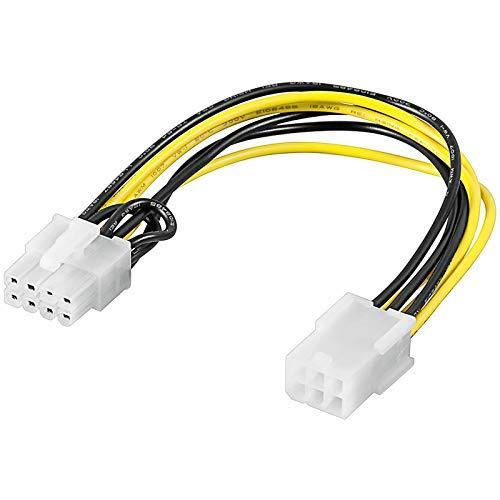 Connect PCI Express - Cable Adaptador alimentación