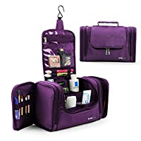 Lavievert Toiletry Bag / Makeup Organizer / Cosmetic Bag / Portable Travel Kit Organizer / Household Storage Pack…