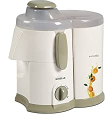 (CERTIFIED REFURBISHED) Havells Endura GHFJMATI050 500-Watt Juicer (Red/White)