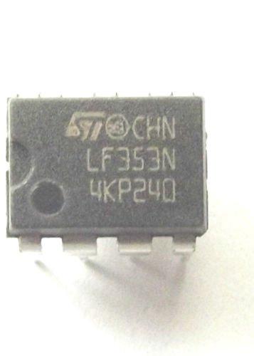 ST LF353N OP Amp Dual 4MHz dip-8IC
