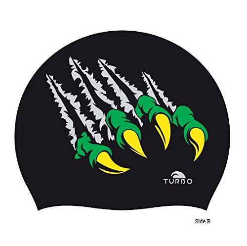 Turbo Garras Swimming Cap