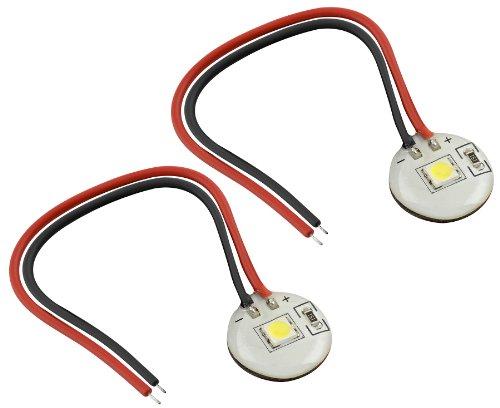 Shoreline Marine LED Stick an Leuchten (2er Pack), weiß (Marine Led Shoreline)