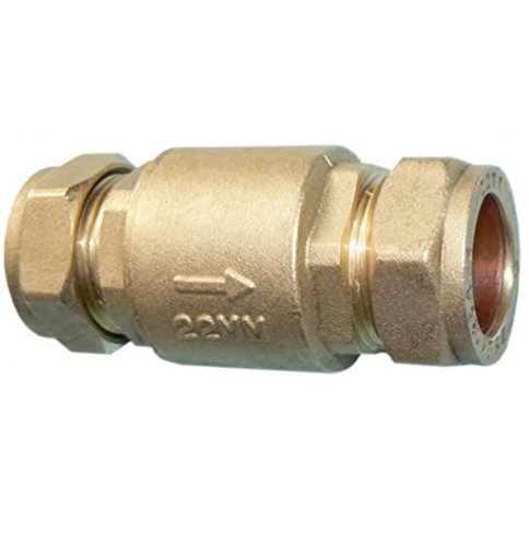 22mm Full Flow Spring Check Valve by Primaflow