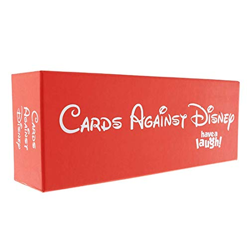 Cards Against Disney Cards Against Childhood Disney Edition Cards Against Humanity Your Childhood Card Games Table Game Adult Party Game