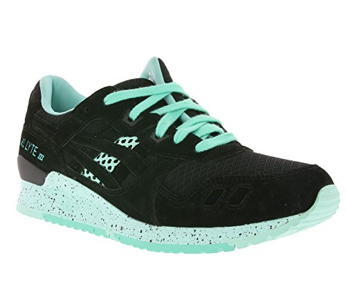 "Asics - Asics Gel Lyte III ""Bright"" Black"