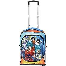 Dragon Ball 18 Trolley Spinner Correa para Mochila, (Stampato)