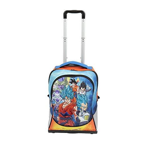 Dragon Ball 18 Trolley Spinner Correa para mochila, Varios colores (St