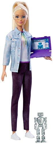 Mattel Barbie - Robotik-Ingenieurin