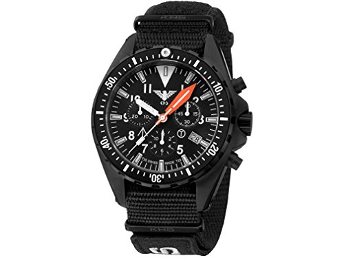 KHS Mens Watch MissionTimer 3 Field Chronograph KHS.MTAFC.NXT7