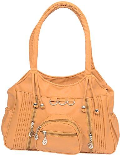 Gracetop Women's Handbag (Mustard) (Lp-Must)