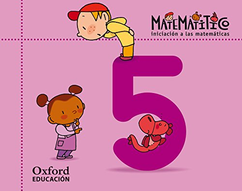 Matematítico. Iniciación a las Matemáticas. Cuaderno 5