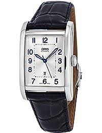 Oris Herren-Armbanduhr Armband Leder Schweizer Automatik 01 561 7692 4031-LS