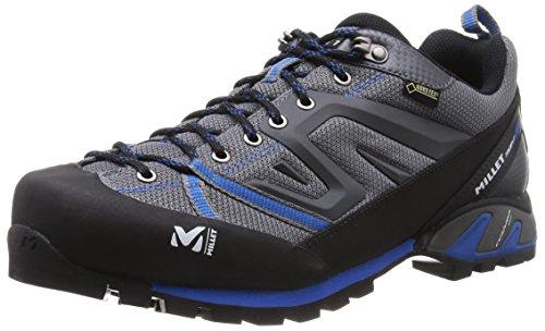 Millet Trident Gore-Tex, Chaussures de Randonnée Basses Homme Bleu (Sky Diver)