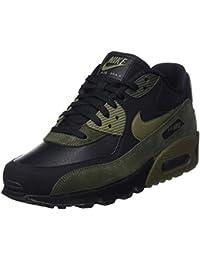 hot sale online b6887 420f7 Nike Herren Air Max 90 Leather Laufschuhe
