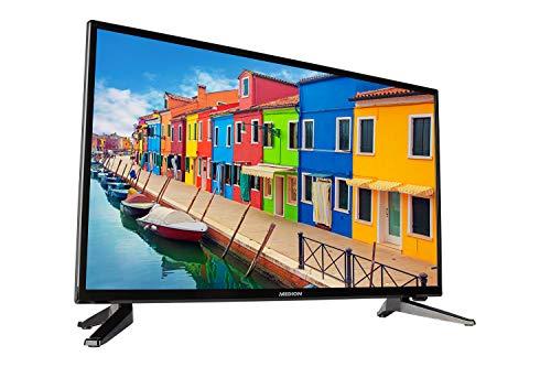 MEDION E14019 100,3 cm (40 Zoll) Full HD Fernseher (HD Triple Tuner, DVB-T2 HD, integrierter DVD-Player, CI+, Mediaplayer)