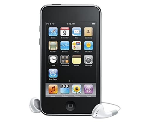 Apple iPod Touch MP3-Player mit integrierter WiFi Funktion 8 GB (Apple Video Ipod Touch 8 Gb)