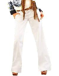 APaRT jeans jean avec plis marlene-blanc-taille 20 kurzgröße = 40–convient parfaitement pour les femmes