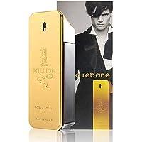 Hombres Glamoroso Perfume Fresco Y Duradero Fragancia Leñosa Perfume De Lujo Encantador Fragancia Para Hombre 100Ml-Marrón 9055