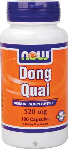Dong Quai, 100 Capsules - Now Foods - Qty 1