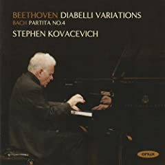33 Variations in C major on a Waltz by Anton Diabelli, Op.120: Variation 26: Piacevole