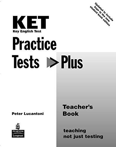 Teacher's Book (Practice Tests Plus)